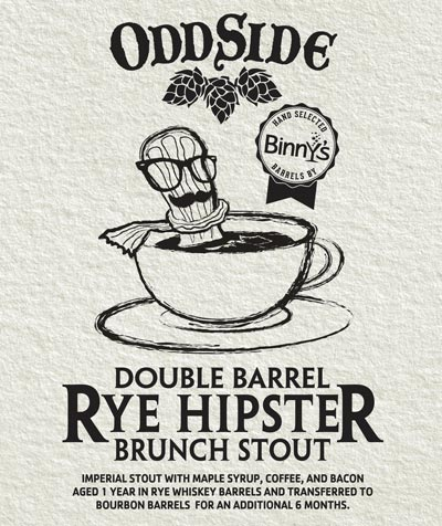 Double Barrel Rye Hipster