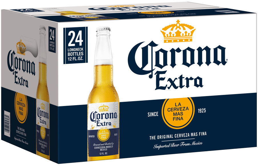 Oz alcohol percentage corona 24